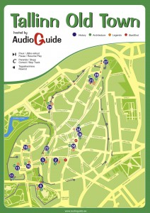 Audioguide Audiotour Tours to Visit