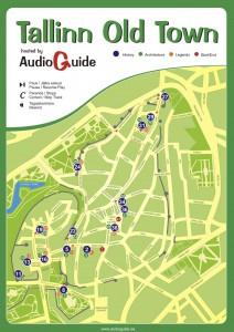 Tallinn introduction tour